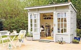 Gardening ideas and products - Summer house plans delight relaxation ...